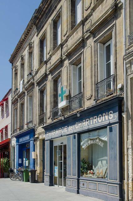 Barrio de Chartrons BUrdeos Bordeaux viaje roadtrip Francia visitar