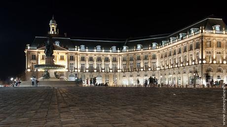 PLaza de la Bolsa Burdeos Bordeaux roadtrip Francia