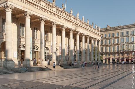Teatro Victor Louise que ver en Burdeos Bordeaux Francia