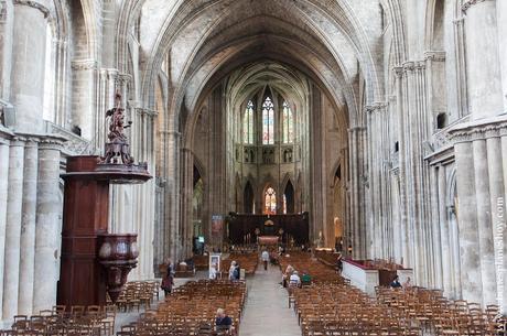 Catedral de Burdeos Francia roadtrip Bretaña y normandia bordeaux