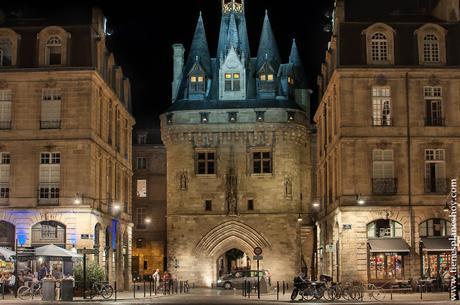 Burdeos noche viaje que ver en un 1 día roadtrip Francia turismo