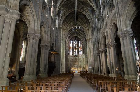 Iglesia Louis de Chartrons Burdeos Bordeaux