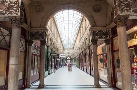 Galerías Bordelaise Burdeos Bordeaux Francia roadtrip