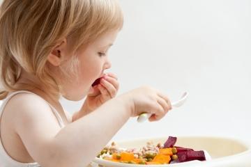 Alimentación infantil: bebés de 1 a 2 años