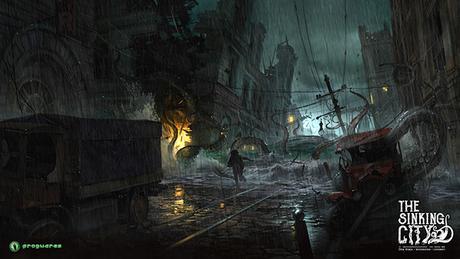 The Sinking City retrasa su salida al 27 de junio
