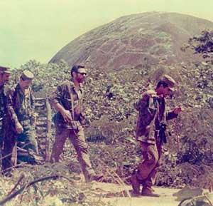 Estas son las intervenciones militares de Cuba en otros países.