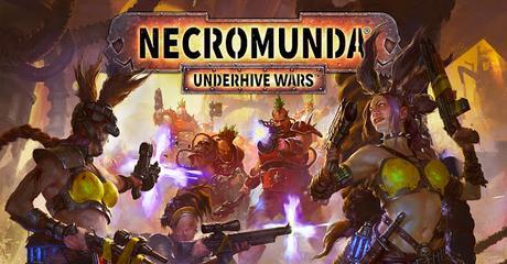 Index de Guías y extras para Necromunda Underhive