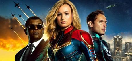 Capitana Marvel – cine 2019