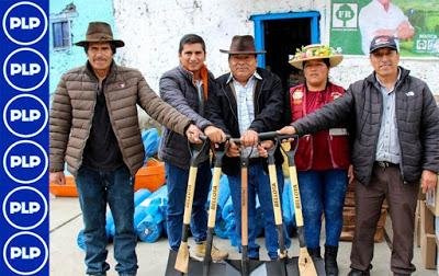 CONFORMAN BRIGADAS DE RESPUESTA EN CAJATAMBO…