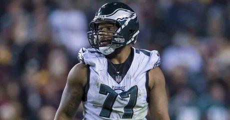Los Patriots obtienen al DE Michael Bennett vía cambio con los Eagles