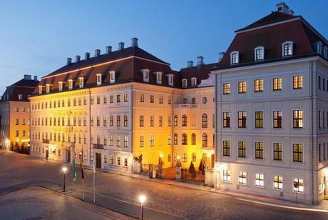 hotel_taschenbergpalais_kempinski ▷ 8 mejores lugares para alojarse en Dresde