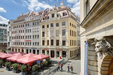 amedia_plaza_dresden ▷ 8 mejores lugares para alojarse en Dresde