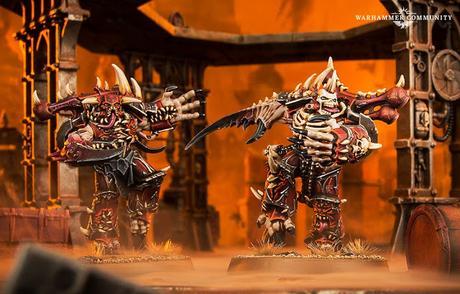 Warhammer Community: Resumen del viernes