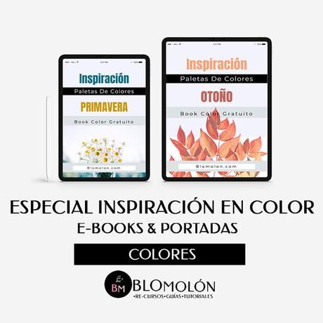 Especial Inspiración En Color E-books & Portadas
