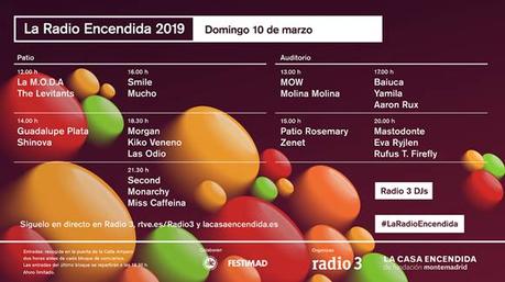 [Noticia] Programación completa de La Radio Encendida 2019