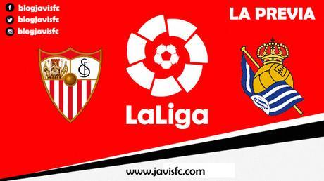 Previa Sevilla FC - Real Sociedad