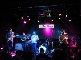 Concierto The Soul Jacket, Madrid, Sala Cool Stage, 8-3-2019
