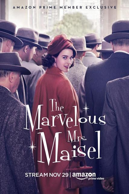 La maravillosa Sra. Maisel (1ª y 2ª Temporada)