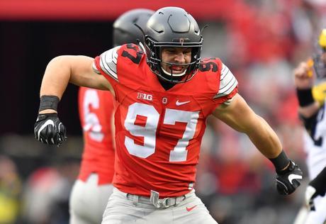 Rumbo al Draft NFL 2019 – Nick Bosa