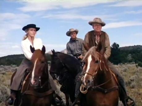 Six Black Horses - 1962