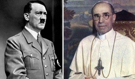 """El """"venerable"""" Papa Pío XII y la próxima desclasificación de los archivos secretos vaticanos."""