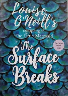 Reseña | Soñar con la superficie ~ Louise O'Neill