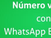 ¿Cómo crear número virtual para WhatsApp?