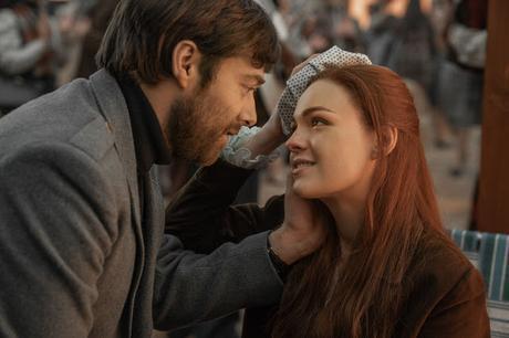 Sobre el aborto de romance entre Brianna y Roger en Outlander