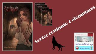 SORTEO CONJUNTO SOMBRA DE SANGRE (CLARA BARCELÓ)