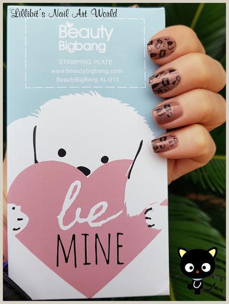 Mininos Beauty BigBang XL-013. Manicura dedicada a Boni