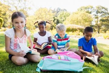 Libros infantiles para las vacaciones de tus hijos