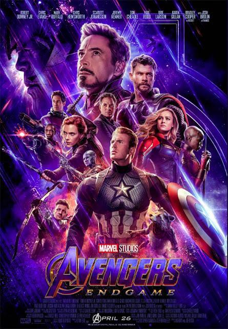#Cine: #AvengersEndgame estrena un segundo trailer aún más revelador (VIDEO)