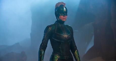 Crítica: 'Capitana Marvel', de Anna Boden y Ryan Fleck