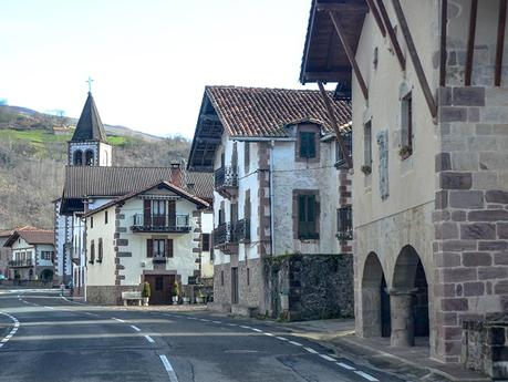 Que-ver-en-Oronoz ▷ Que ver en el Valle de Baztán en Navarra
