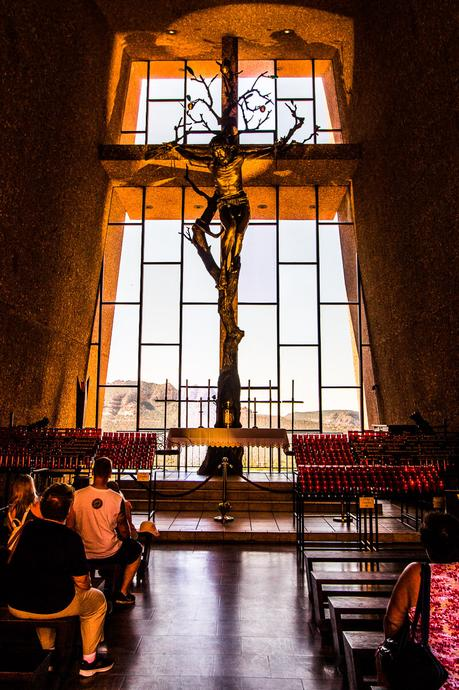 chapel-of-the-holy-cross-sedona-1 ▷ Guía de los poderosos sitios de Sedona Vortex (+ mis experiencias)