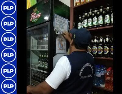 MPC REALIZA OPERATIVOS EN  ESTABLECIMIENTOS COMERCIALES…