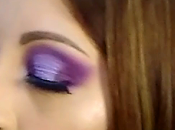 Halo Eyes violetas