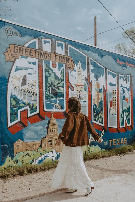 Getaway to Austin