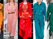 Colores Moda otoño invierno 2019-2020