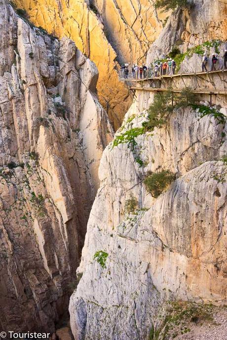 Cómo visitar el Caminito del Rey en Málaga