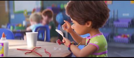 ¿Quién es el nuevo personaje en #ToyStory4?