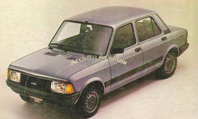 Fiat Super Europa 1500 1983