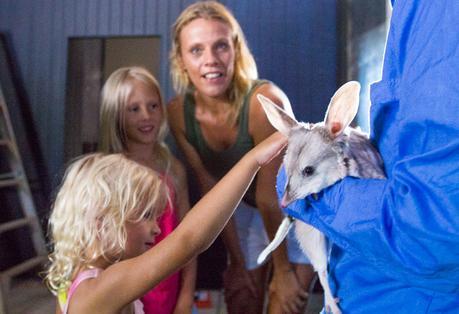Bilby-Experience-Outback-Queensland-3 ▷ Comenta sobre 45 cosas que debes saber sobre Australia antes de viajar por Adv. Santosh Reddy