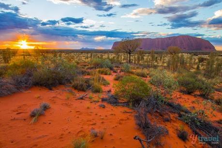 uluru-northern-territory-australia-139 ▷ Comenta sobre 45 cosas que debes saber sobre Australia antes de viajar por Adv. Santosh Reddy