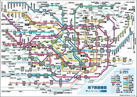 Tokyo-subway-map.jpg.optimal ▷ ¿Cómo es viajar en Japón?