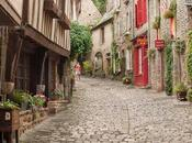 días Bretaña Normandía. ruta Costa Granito Rosa Treguier Pontrieux Dinan