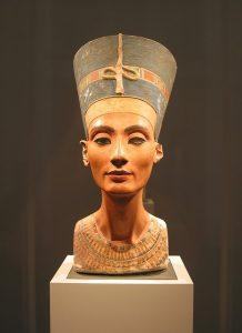 Jesús Cañadas: El ojo de Nefertiti