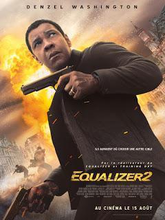 The equalizer 2 (Antoine Fuqua, 2018. EEUU)
