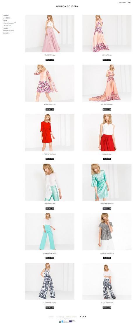 Tiendas online hechas con Prestashop - monica cordera - eshop