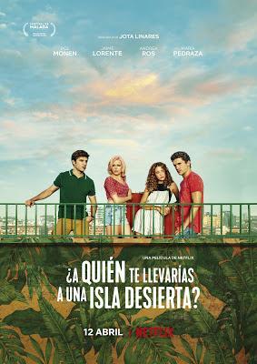 ¿A quién te llevarías a una isla desierta? de Netflix Trailer y detalles